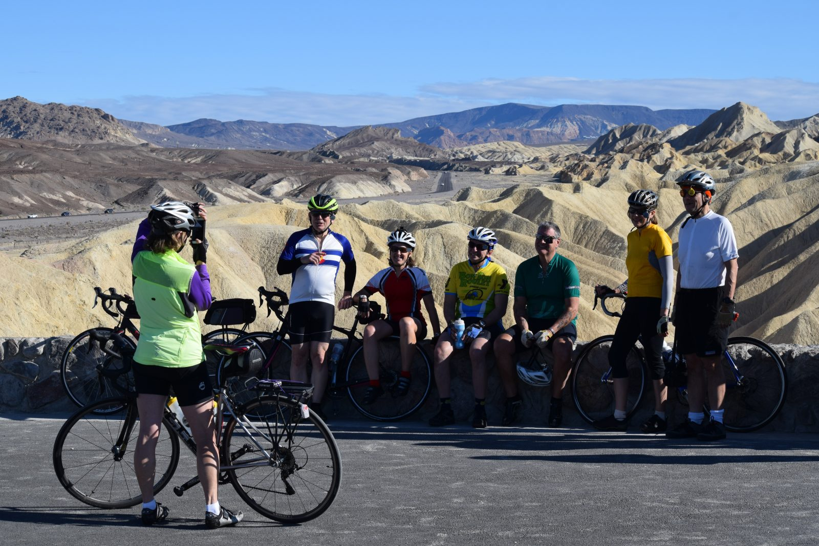 Death Valley National Park Cycling Tour Cycling | Timberline