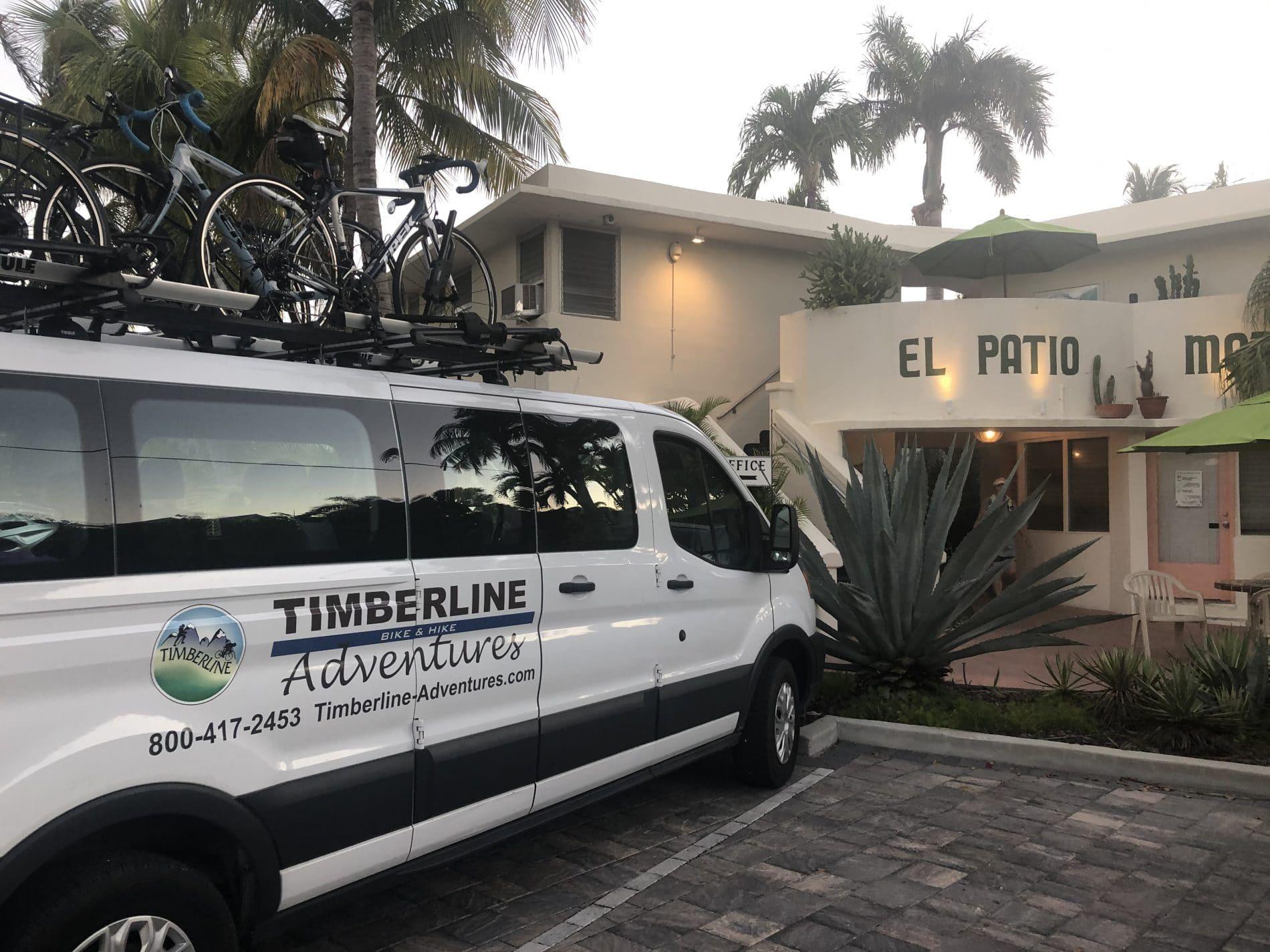 florida keys cycling tour timberline