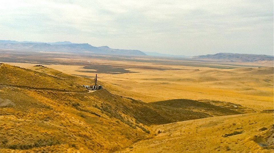 Surface Drilling middle of nowhere