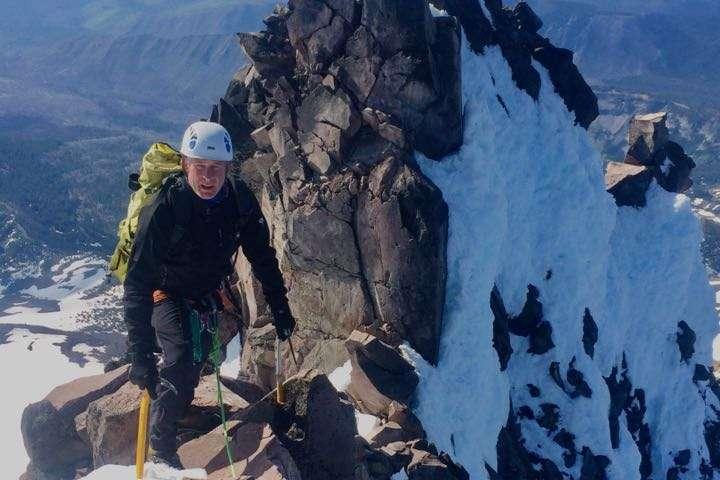 jeff south ridge-Mtn