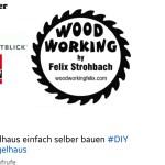 Vogelhaus: Felix zeigt, wie man das selber baut (Video)