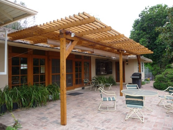 cover idea patio roof designs patio cover   TimberSIL® Projects and News