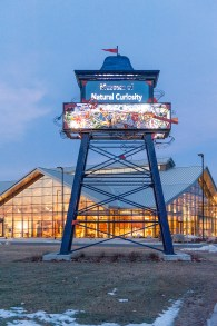 The Museum of Natural Curiosity