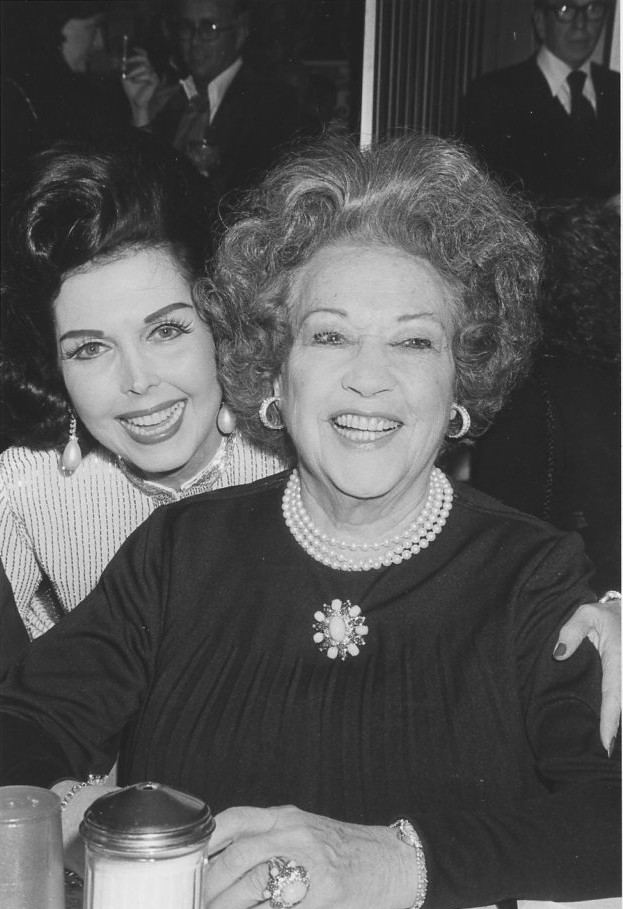 Ann Miller, Ethel Merman