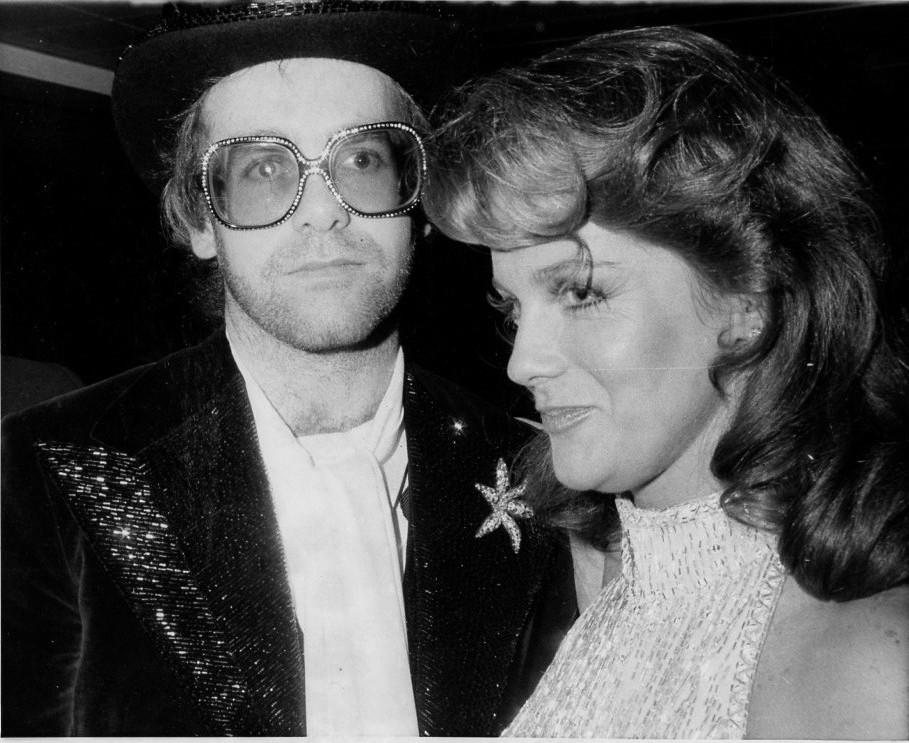 Elton John, Ann-Margret