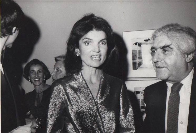 Jacqueline OnassisCornell Capa