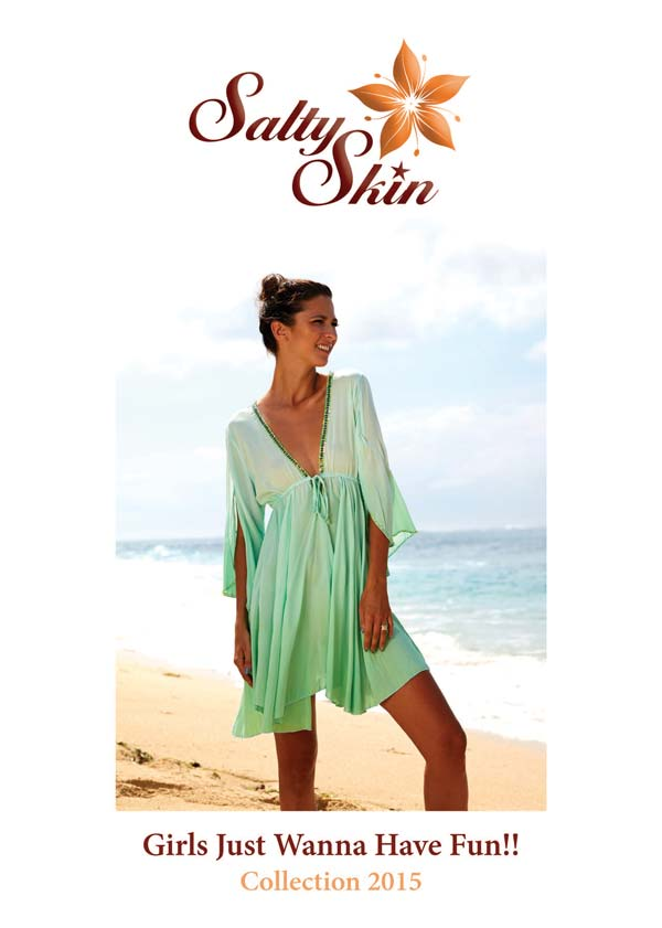 Salty Skin Adult Clothing Lookbook Cover
