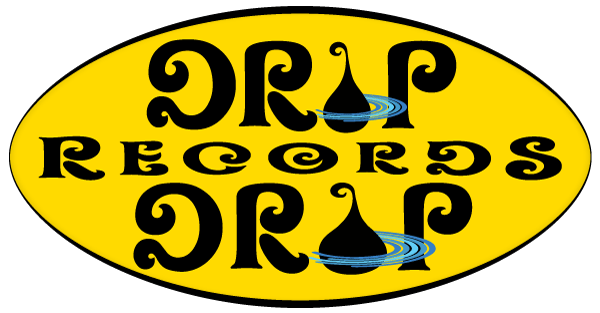 Drip Drop Record Label Logo