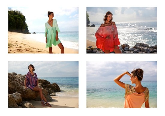 Salty Skin Clothing Catalog Photos