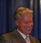 Tim Smiling in Suit