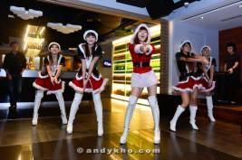 Christmas Party at Carlsberg Lounge