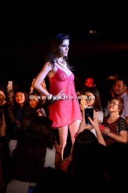 XIXILI Lingerie Fashion Show 2016 (3)