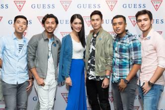 GUESS KLCC Store Launch 2016 (1)