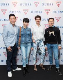 GUESS KLCC Store Launch 2016 (5)