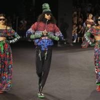 KENZO x H&M Fashion Show New York