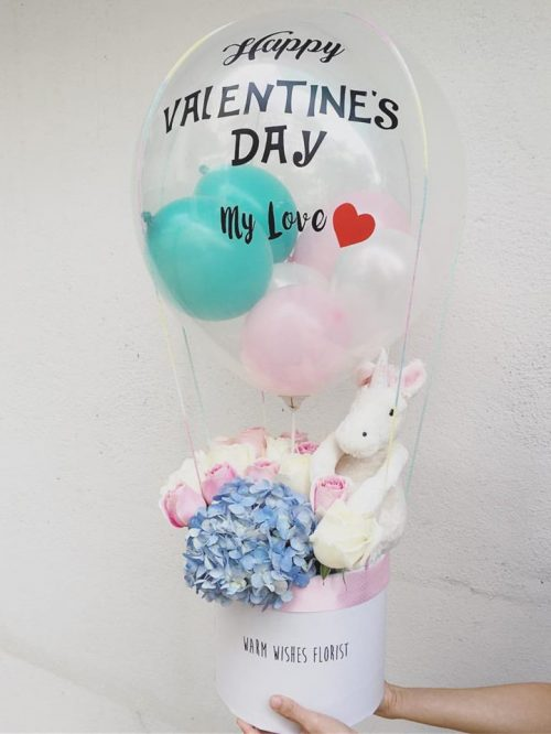 Unicorn Hot Air Balloon - RM499