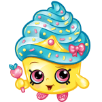 What is the rarest Shopkin in the world? Cupcake Queen