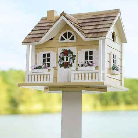 Best Gardening gifts for Mom Intricate Birdhouse