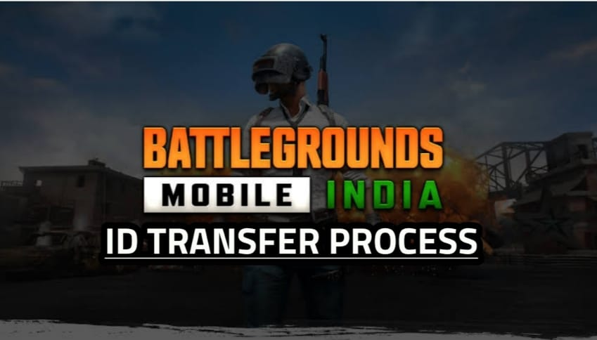 Transfer PUBG Mobile game data to Battlegrounds Mobile India
