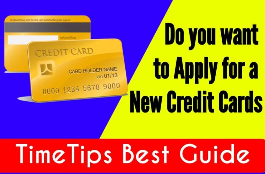 Apply for Credit Card in 2021? - know Credit Card Guidelines Credit Card Guidelines in India 2021 Apply for Credit Card credit card Tips
