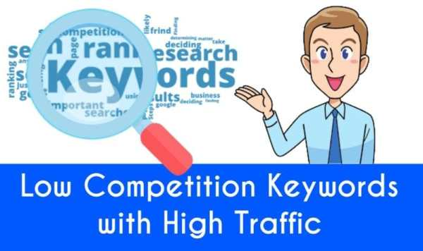 Low Competition Keywords With High Traffic 2021 Pdf