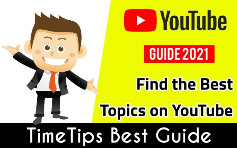 Most Searched Topics on YouTube in India 2021