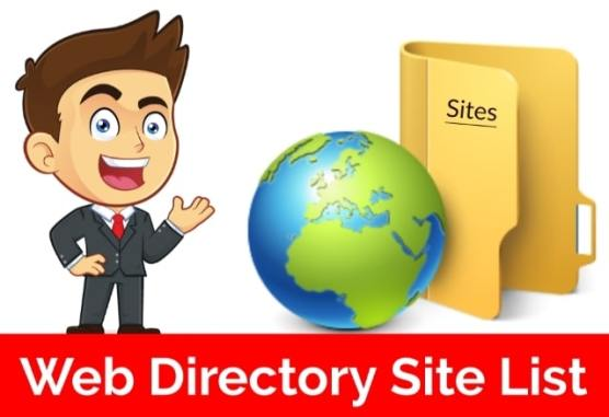 Free Web Directory Submission Sites List