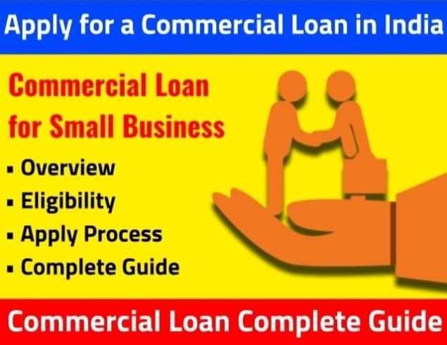 Commercial Loan for Small Business in India