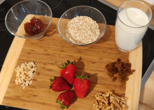 Strawberry Porridge – Video Course