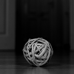 30 day challenge: roll of the ball