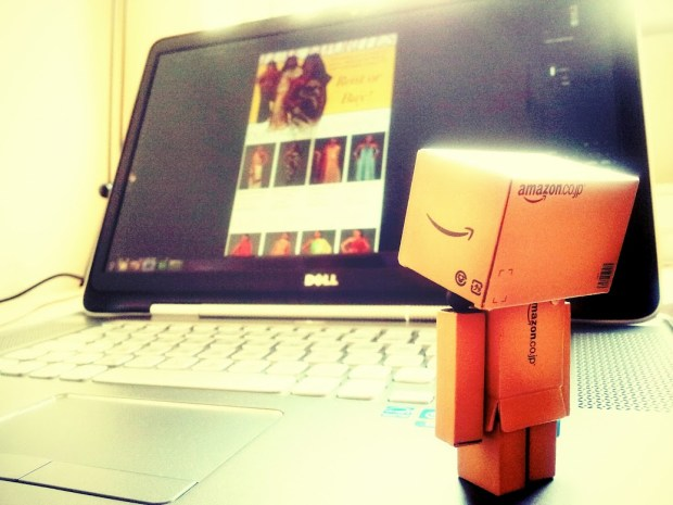 Danbo judging my work
