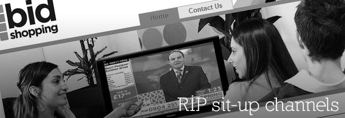 RIP sit-up tv