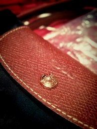 Day 136: A lovely early 30th birthday present from my work mates - a Longchamp bag!