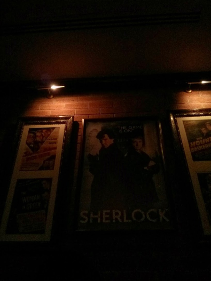 Day 144: Champions League final at Sherlock