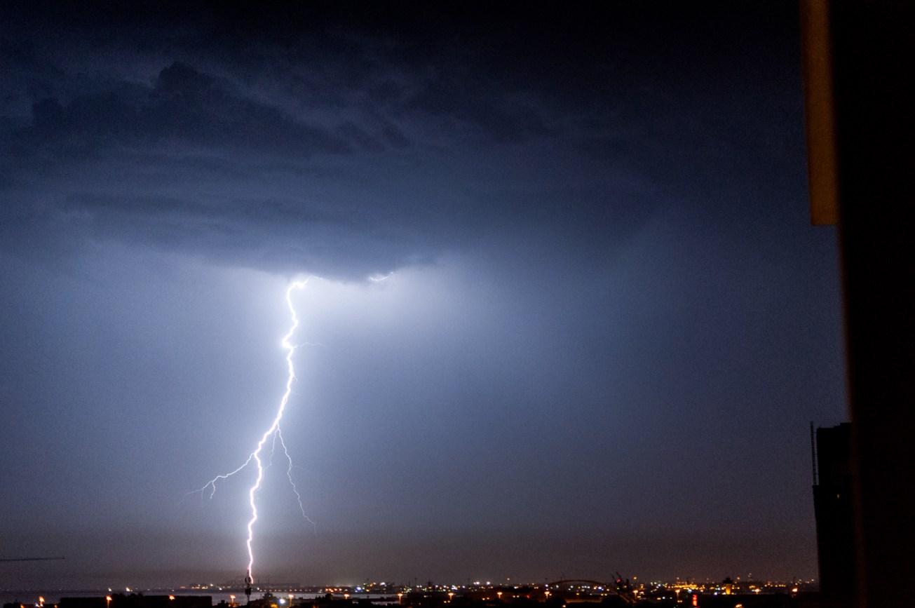 Lightning - the money shot