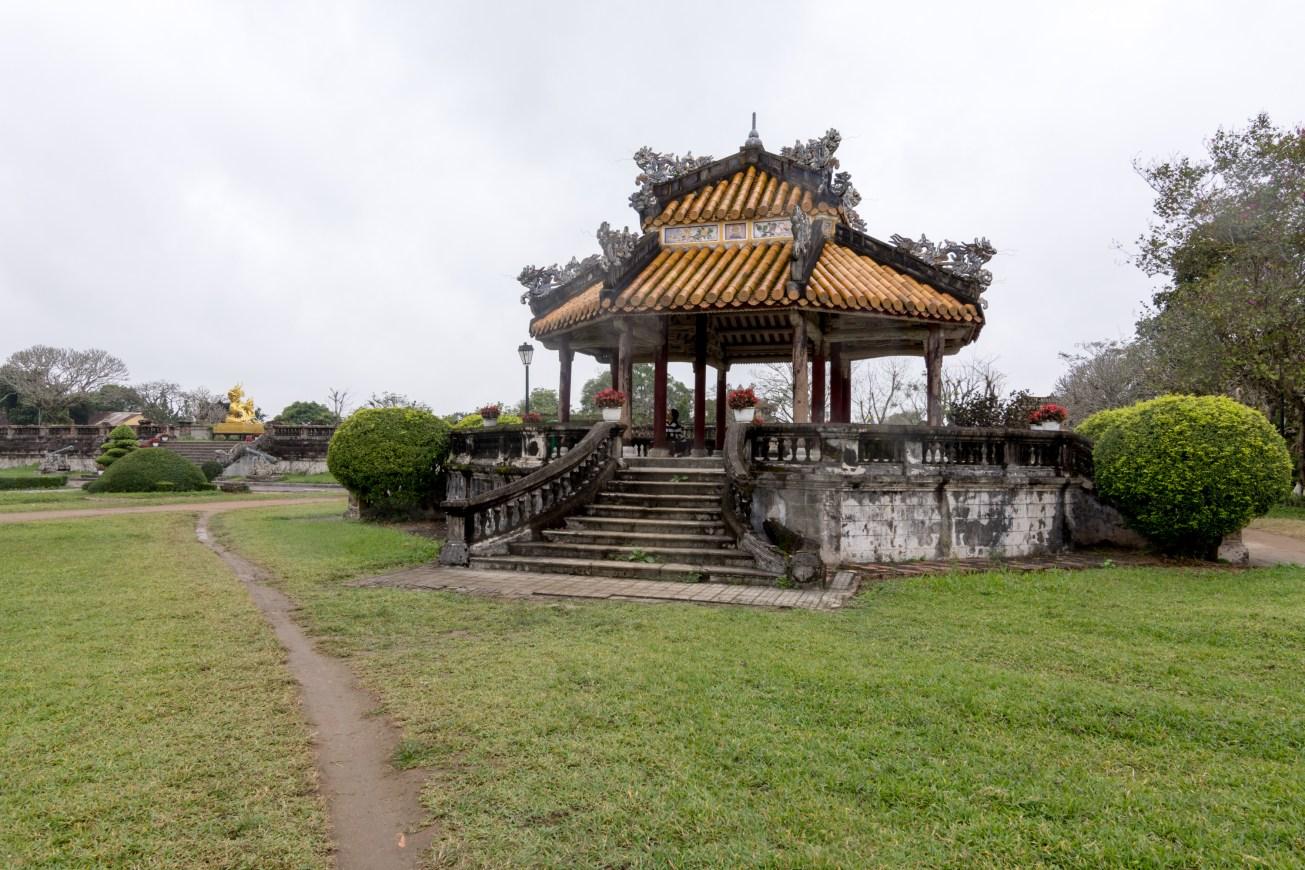 Imperial City - Hue, Vietnam