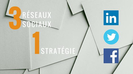 3 réseaux 1 stratégie