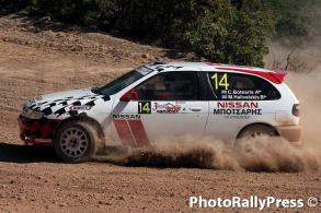 0014 MPOTSARIS HAR-HALIVELAKIS GER Rally Sprint ASMA 2017