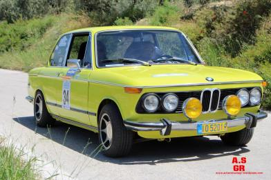 34 Hellenic Regularity Rally 2017