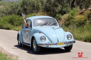 35 Hellenic Regularity Rally 2017