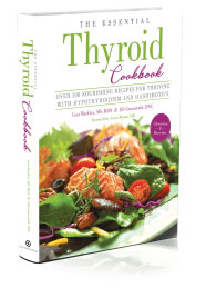 The Essential Thyroid Cookbook Cover