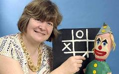 BBC Test Card Girl Today