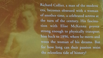 Blurb for Somewhere in Time by Richard Matheson, published by TOR, 2008.