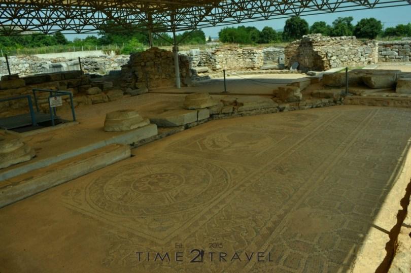Прекрасни мозайки, Филипи