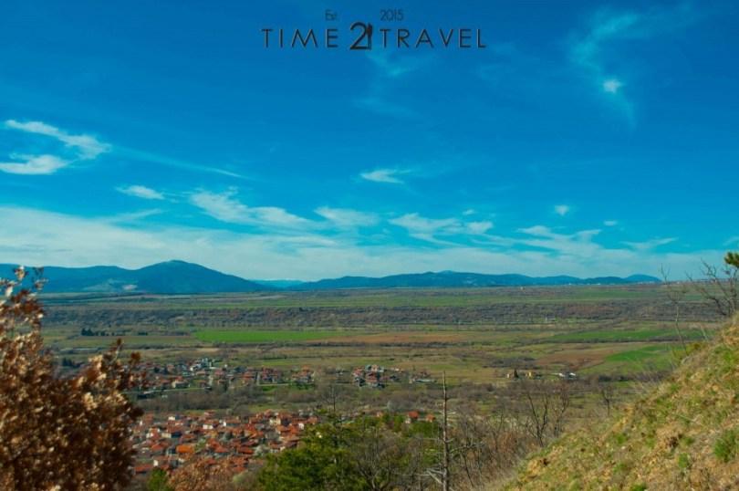 Красива гледка от село Стоб
