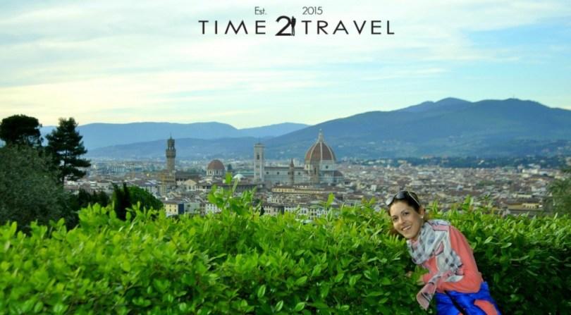 Гледка към Флоренция