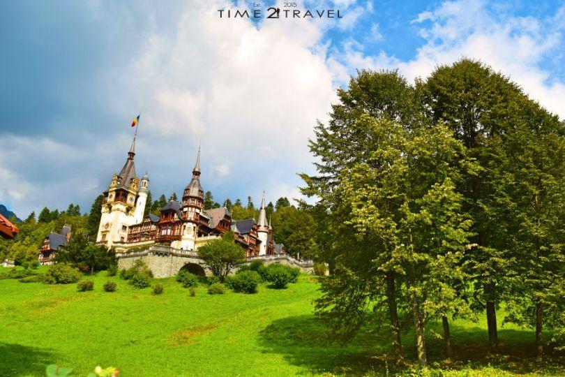 Замък Пелеш