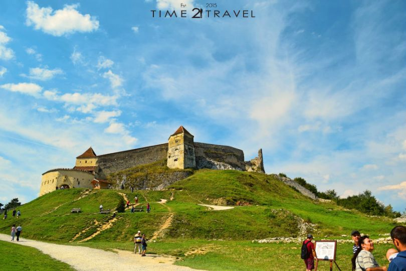 Крепост Ръшнов