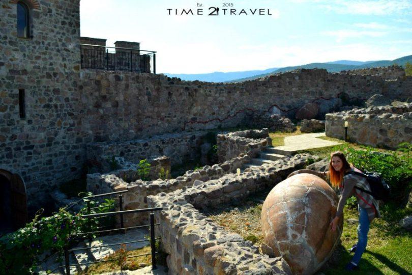 Крепостта Перистера