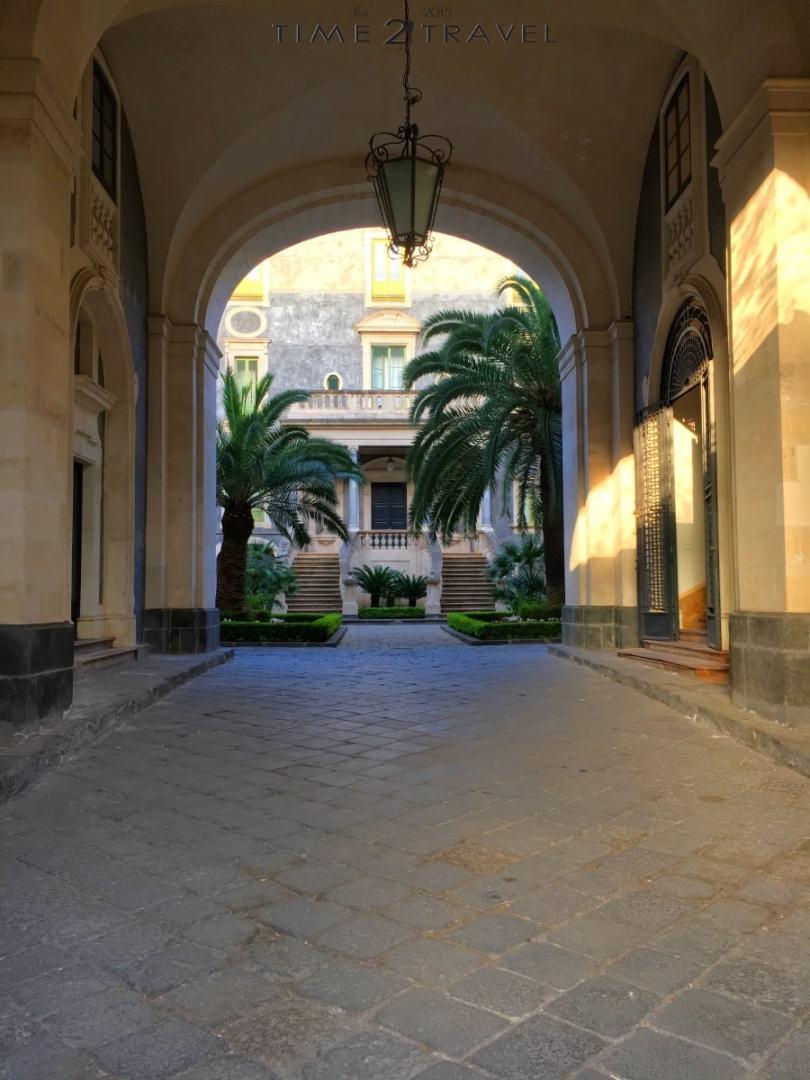 Палацо ди сан Джулиано, Катания